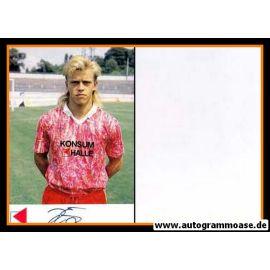 Autogramm Fussball | Hallescher FC | 1991 | Alexander LÖBE