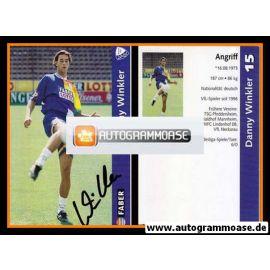 Autogramm Fussball | VfL Bochum | 1997 | Danny WINKLER