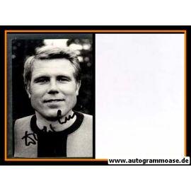 Autogramm Fussball | Eintracht Frankfurt | 1960er | Dieter LINDNER (Portrait SW)