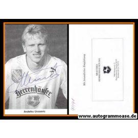 Autogramm Fussball | TSV Havelse | 1990 | Andelko UROSEVIC