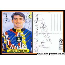 Autogramm Fussball   Inter Mailand   1994   Gianluca PAGLIUCA
