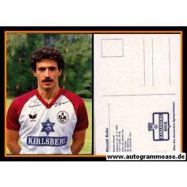 Autogramm Fussball | 1. FC Kaiserslautern | 1986 | Harald KOHR