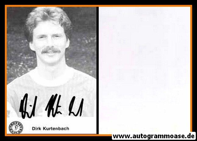 Autogramm Fussball | Fortuna Köln | 1990 | Dirk KURTENBACH