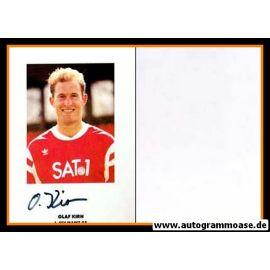 Autogramm Fussball | FSV Mainz 05 | 1990 | Olaf KIRN