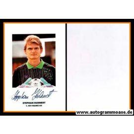 Autogramm Fussball | FSV Mainz 05 | 1990 | Stephan KUHNERT