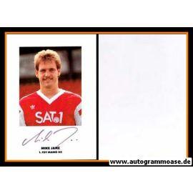 Autogramm Fussball   FSV Mainz 05   1990   Mike JANZ