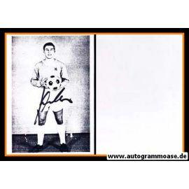 Autogramm Fussball | TSV 1860 München | 1960er | Hans-Günther KROTH (Portrait SW)