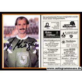 Autogramm Fussball | Preussen Münster | 1990 | Harald KÜGLER