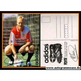Autogramm Fussball | Feyenoord Rotterdam | 1990er Druck | Erwin KOEMAN