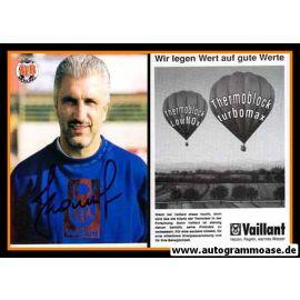 Autogramm Fussball   FC Admira Wacker Mödling   1993   Hans KRANKL