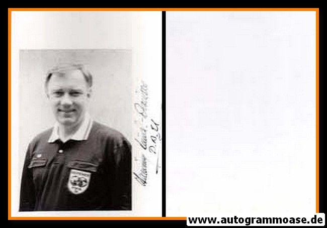 Autogramm Fussball | Schiedsrichter | 1989 FIFA Foto | UNBEKANNT