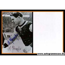 Autogramm Fussball | DFB | 1940er Foto | Andreas KUPFER (Portrait SW) 1
