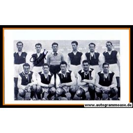 Mannschaftsfoto Fussball | Stade Reims | 1949 + AG Armand PENVERNE