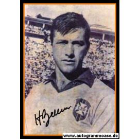 Autogramm Fussball   Brasilien   1950er Foto   Hilderaldo BELLINI (Portrait SW)