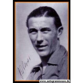 Autogramm Fussball   DFB   1950er Foto   Heinz WEWERS (Portrait SW) 2