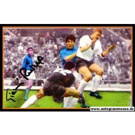 Autogramm Fussball | Italien | 1962 WM Foto | Gianni RIVERA (Spielszene Color DFB)