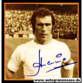 Autogramm Fussball   Spanien   1960er Foto   Amancio AMARO (Portrait SW)