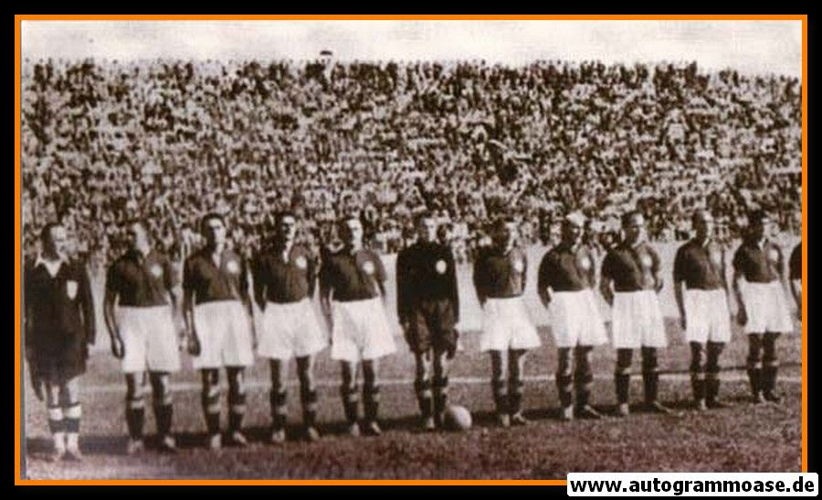 Mannschaftsfoto Fussball | Schweiz | 1950 + AG Jacques FATTON