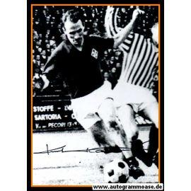 Autogramm Fussball | AC Florenz | 1960er Foto | Kurt HAMRIN (Spielszene SW)