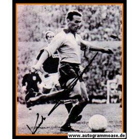 Autogramm Fussball | Schweden | 1958 WM Foto | Kurt HAMRIN (Spielszene UdSSR) 1
