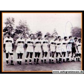 Mannschaftsfoto Fussball   Türkei   1954 WM + AG Suat MAMAT (3)