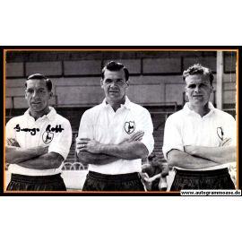 Autogramm Fussball   Tottenham Hotspur   1950er   George ROBB (Portrait SW)