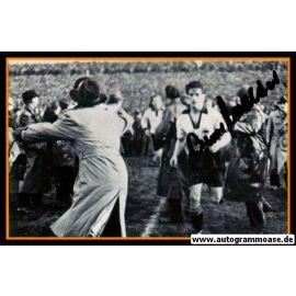 Autogramm Fussball | DFB | 1952 Foto | Ottmar WALTER (Abpfiff Jugoslawien)