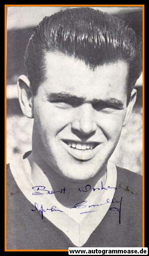 Autogramm Fussball | England | 1960er | John CONNELLY (Portrait SW)