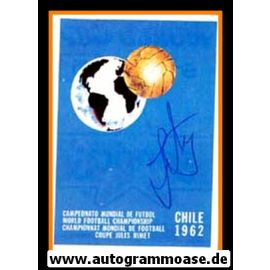 Autogramm Fussball   Brasilien   1990 Sabi   ZITO (Panini World Cup Story 15)