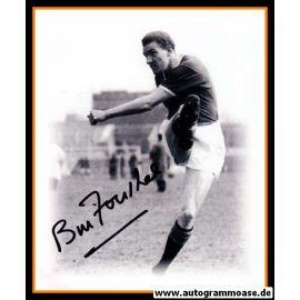 Autogramm Fussball | England | 1950er Foto | Bill FOULKES (Spielszene SW)