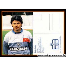 Autogramm Fussball   1. FC Kaiserslautern   1986   Fritz FUCHS