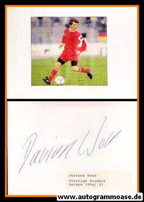 Autograph Fussball | Dariusz WOSZ