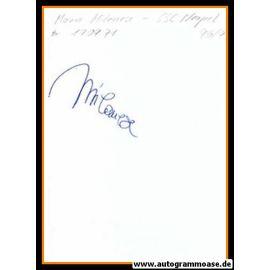Autograph Fussball | Italien | Mauro MILANESE