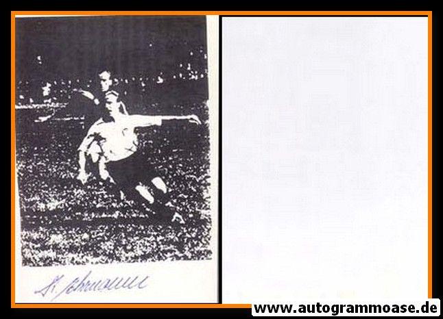Autogramm Fussball | DFB | 1950er | Kurt EHRMANN (Spielszene SW)