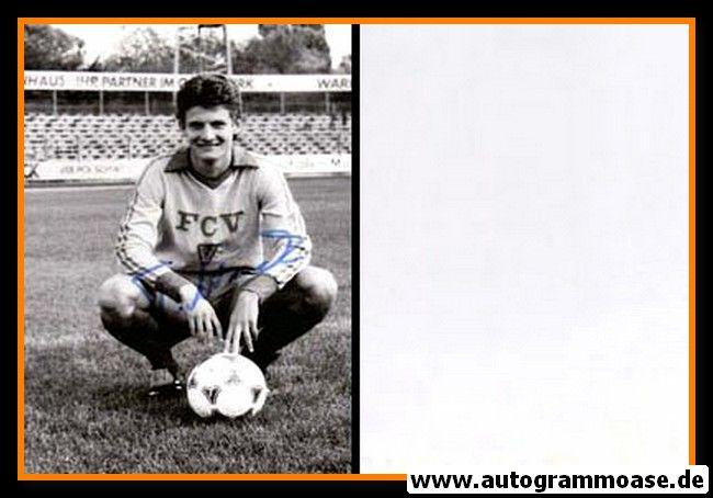 Autogramm Fussball | FC Vorwärts Frankfurt/Oder | 1990 | UNBEKANNT