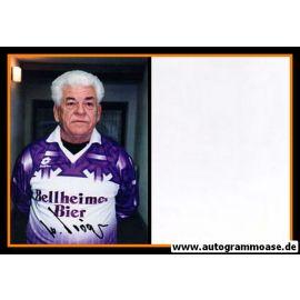 Autogramm Fussball | UNBEKANNT | 2000er Foto (Portrait Color)