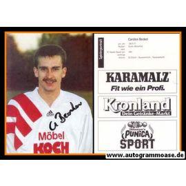 Autogramm Fussball | KSV Hessen Kassel | 1994 | Carsten BECKER