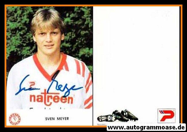 Autogramm Fussball | Fortuna Köln | 1991 | Sven MEYER
