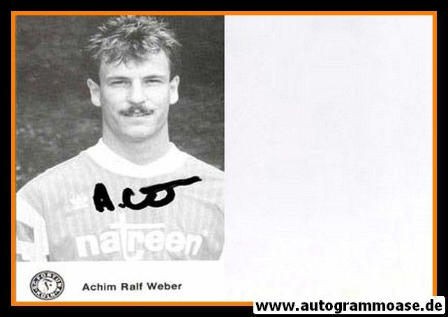 Autogramm Fussball | Fortuna Köln | 1990 | Achim Ralf WEBER