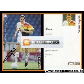 Autogramm Fussball | VfL Bochum | 1998 | Samir TOPLAK