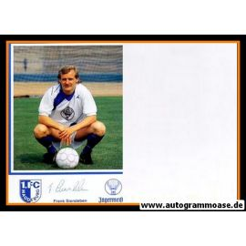 Autogramm Fussball   1. FC Magdeburg   1990   Frank SIERSLEBEN