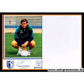 Autogramm Fussball | 1. FC Magdeburg | 1990 | Siegmund MEWES
