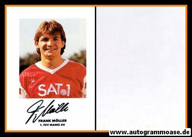 Autogramm Fussball | FSV Mainz 05 | 1990 | Frank MÖLLER