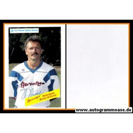 Autogramm Fussball | SV Meppen | 1990 | Hubert HÜRING