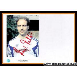Autogramm Fussball   SV Meppen   1991   Frank FALTIN