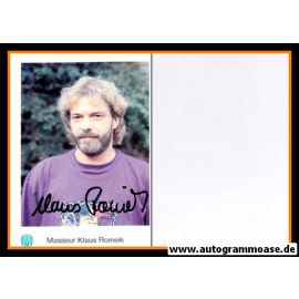 Autogramm Fussball | SV Meppen | 1991 | Klaus ROMEIK