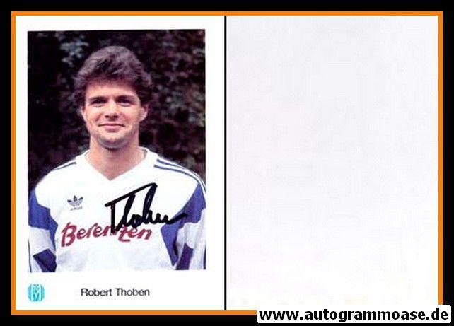 Autogramm Fussball | SV Meppen | 1991 | Robert THOBEN