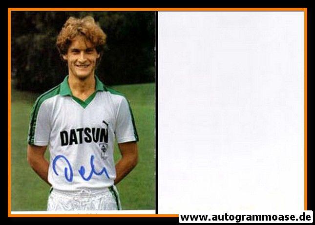 Autogramm Fussball | Borussia Mönchengladbach | 1982 | Armin VEH