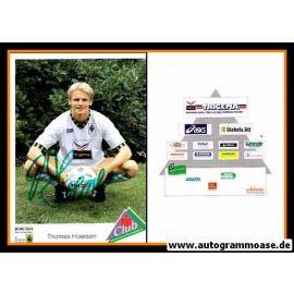 Autogramm Fussball | Borussia Mönchengladbach | 1992 | Thomas HOERSEN