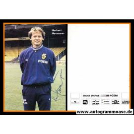 Autogramm Fussball | SBV Vitesse Arnhem | 1994 | Herbert NEUMANN (1)